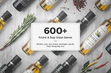 Packaging Mockup Collection by  in Product Mockups
