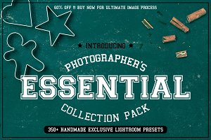 Photographer's Essential Collection