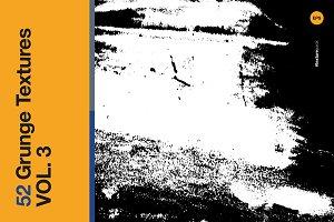 52 Grunge Textures - VOL. 3