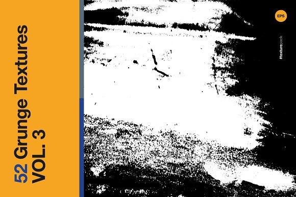52 Grunge Textures VOL 3