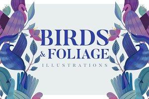 Birds & Foliage