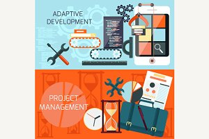 Adaptive Development and Management