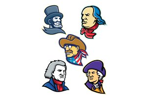American Presidents and Statesman Ma