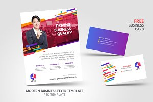 Modern Clean Multipurpose Business