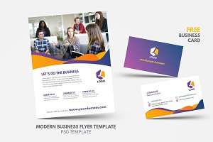 Corporate Modern Business Template