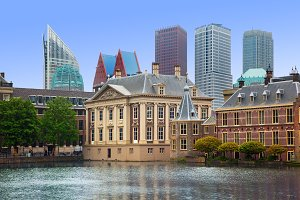 Binnenhof Palace: the Hague, Holland