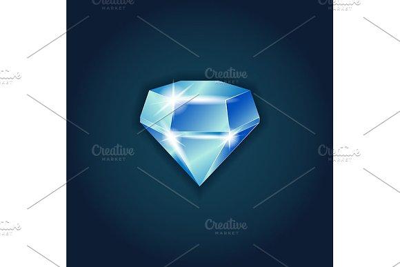 Dazzling Diamond Set