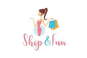 Shop And Fun Logo