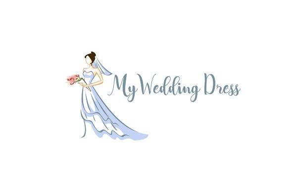 My Wedding Dress Logo