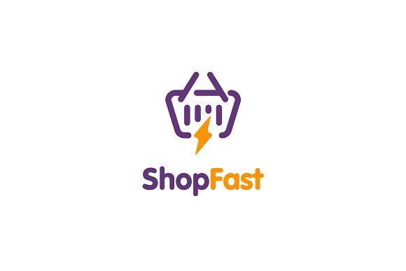 Shop Fast Logo