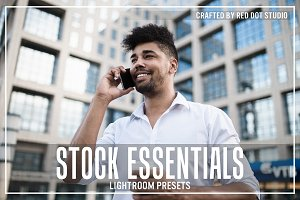 STOCK ESSENTIALS Lightroom Presets