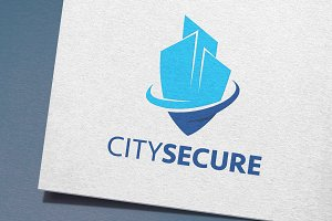 City Secure Logo