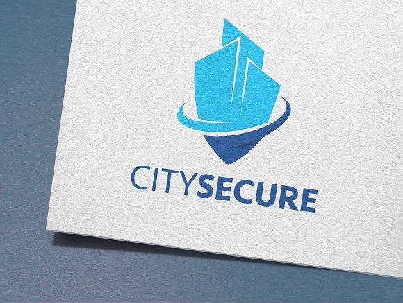 City Secure Logo