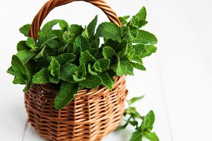Green mint