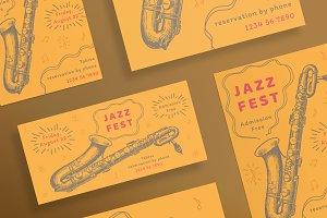 Flyers | Jazz Festival