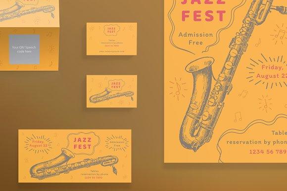 Print Pack Jazz Festival