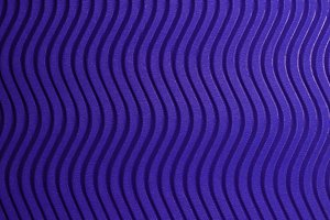 Blue Paper Vertical Waves Texture