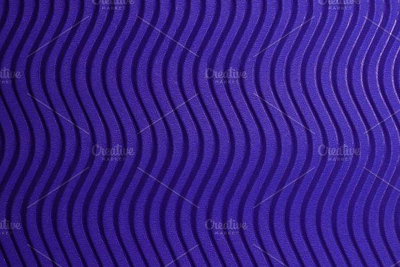Blue Paper Vertical Waves Texture