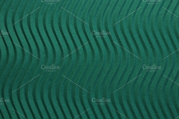 Sea Blue Paper Vertical Waves