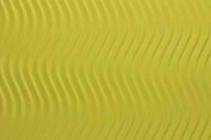 Yellow Vertical Waves Paper Texture