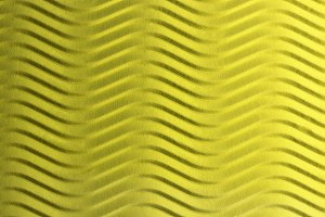 Yellow Paper Horizontal Waves