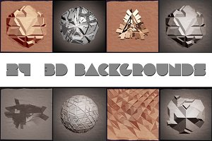 3D Backgrounds