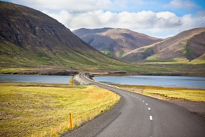 Endless Icelandic Highway