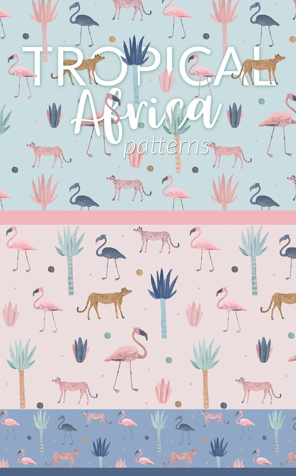 Tropical Africa Patterns