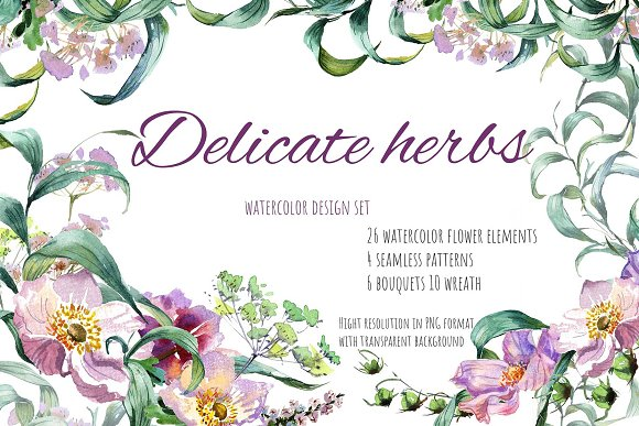 Delicate Herbs