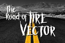 Fire Vector 25% off