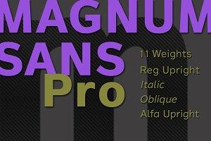 Magnum Sans™ Pro