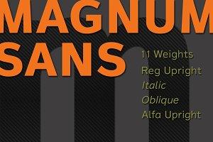 Magnum Sans™