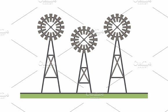 Three Windmill
