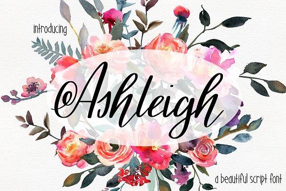 Ashleigh Script