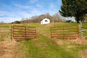 Farm Entrance