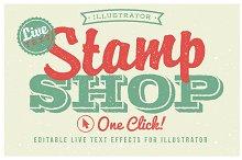 Stamp Shop