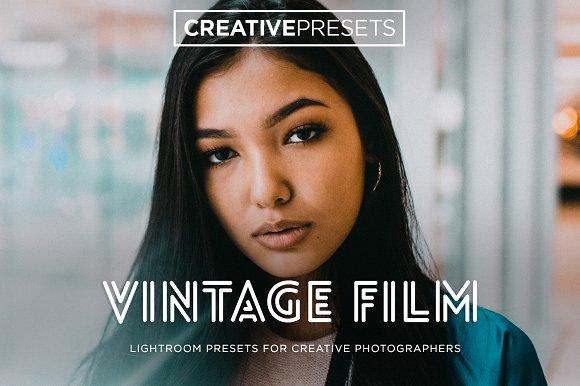 Vintage Film Lightroom Presets