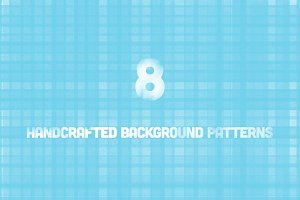 8 Handcrafted Background Textures