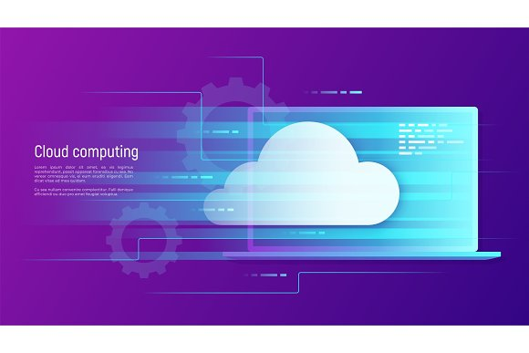 Cloud Computing Storage Hosting Services Network Management