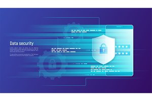 Data security, information protection, access control vector con