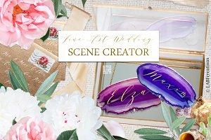-50%OF FineArt wedding Scene creator