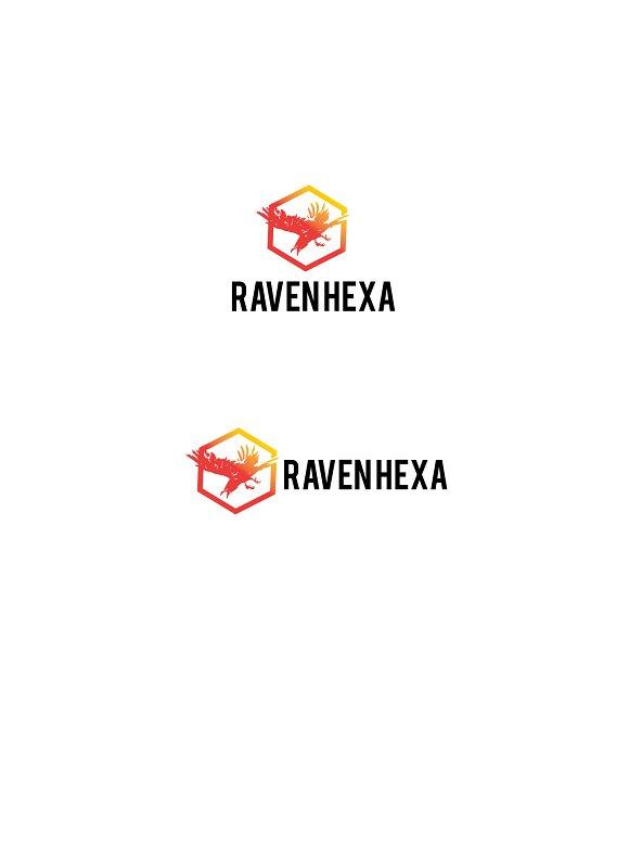Raven Hexa Logo