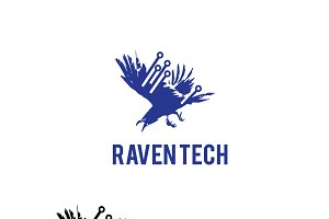 Raven Shield Logo