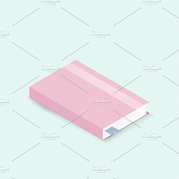 Vector Of Diary Notebook Icon