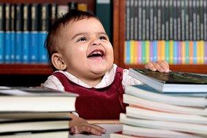 School baby