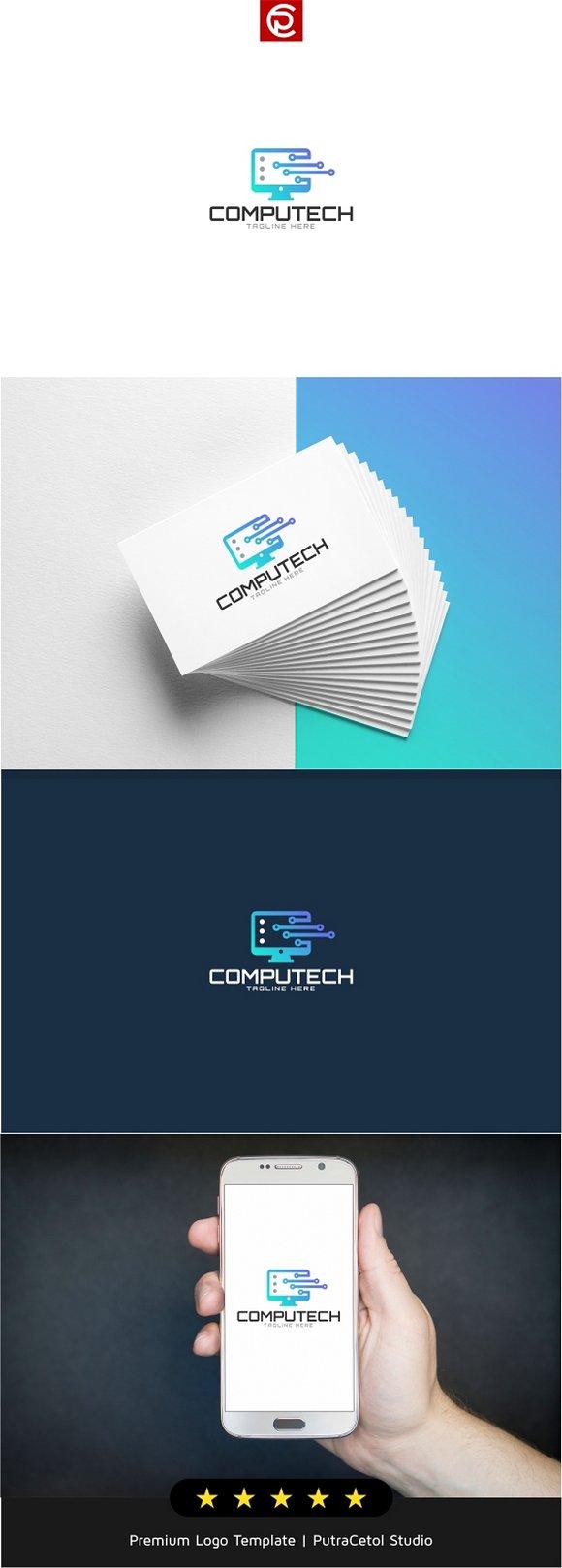 Computer Technology Logo