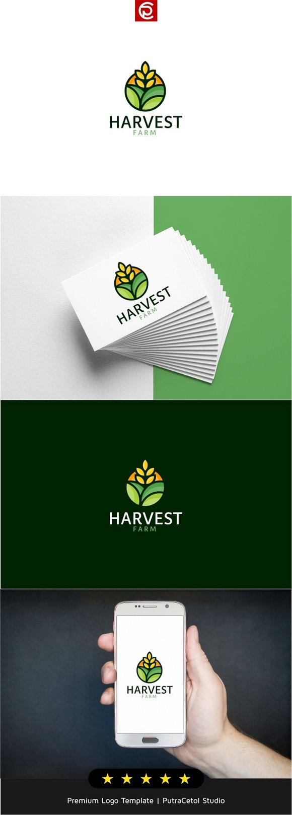 Harvest Farm Logo