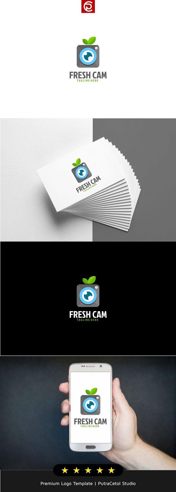 Fresh Camera Logo