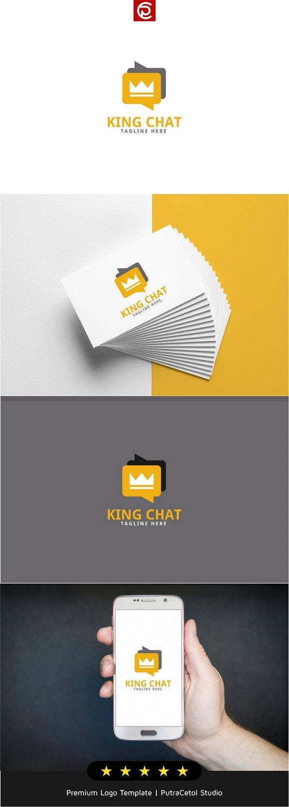 Royal Chat Logo