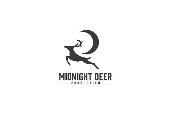 Midnight Deer Logo